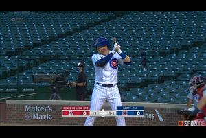 【MLB】8.19 切り込み隊長の役目を果たしたハップ カージナルス@カブス