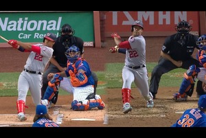 【MLB】ナショナルズのフアン・ソトが1試合で2本塁打!! 8.13 ナショナルズ@メッツ