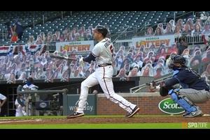 【MLB】7.30 4安打3打点とチームを牽引したフリーマン [TB@ATL]