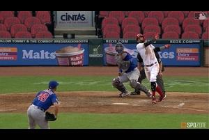 【MLB】7.30 カステヤーノスのグランドスラム!! [CHC@CIN]