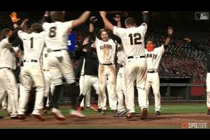 【MLB】7.30 9回裏 ヤストレムスキーのサヨナラホームラン [SD@SF]