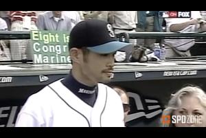 【MLB過去名場面集】イチロー デビューイヤーでオールスター出場 往年の名プレーヤーと比べても遜色なし 2001.7.10