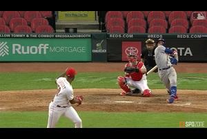 【MLB】7.29 7回表 バイエズの今季1号ホームラン [CHC@CIN]