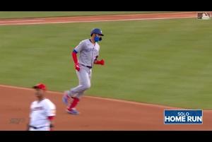 【MLB】7.29 4回表 グリエルJr.の勝ち越しソロホームラン [TOR@WSH]