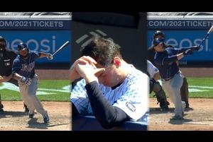 【MLB】6回に一挙5得点で逆転したレイズがそのまま勝利 8.21 レイズ@ヤンキース