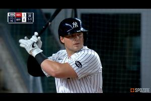 【SPOZONE MLB】現地時間8月17日のレッドソックス戦、ヤンキースのボイトは2本塁打3打点の活躍でチームを牽引した。