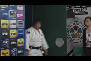 【金メダルインタビュー】世界柔道新女王!素根輝「何が何でも勝つという気持ちで戦った」