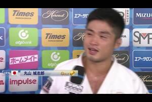 【世界柔道インタビュー】初出場で金メダル!涙の丸山城志郎「普通の選手より長くかかった」