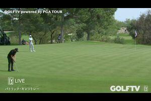 【GOLFTV】パトリック・キャントレー<フェデックスカップランキング5位>