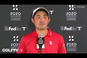 【GOLFTV】金谷拓実 ZOZOチャンピオンシップ2日目インタビュー
