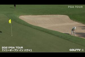 【GOLFTV】ブライアン・ハーマン: スーパーショット