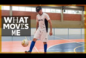 WHAT MOVES ME ー Vol.4- リカルド・アウベス
