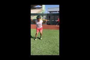 千葉ロッテ・現役コーチから学ぶ「ジュニアのための野球トレーニング」【レッスン1】サイドホップ