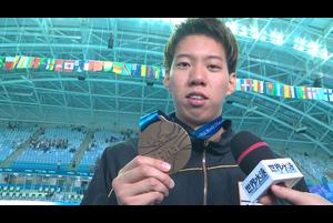 【世界水泳】200m平泳ぎ 渡辺一平 VS チュプコフ 世界新記録対決!!