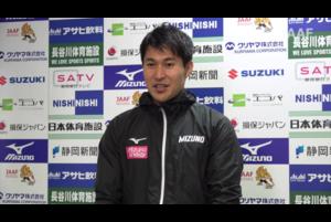 飯塚翔太が200mで優勝!【静岡国際ダイジェスト&コメント】