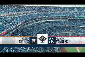 【スポーツナビMLB】ヤンキースの本拠地で行われたアストロズとのリーグ優勝決定シリーズ第3戦のダイジェスト。