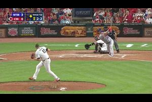 【MLB】今季50号となる2ランを放ったアロンソ 9/21 レッズ vs.メッツ