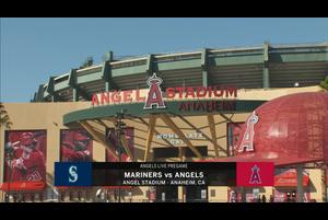 【スポーツナビMLB】現地時間7月29日にエンゼル・スタジアムで行われたエンゼルス対マリナーズの開幕戦のダイジェスト。