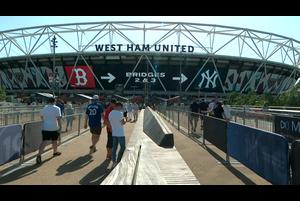 【スポーツナビMLB】6/30(日本時間)メジャー初の欧州開催ゲームとして行われたレッドソックスvs.オリオールズ戦のダイジェスト。