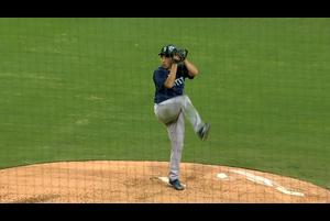 【MLB】4回表 菊池雄星 マチャドの一発などで4点を失う 9/19 マリナーズvs.パドレス