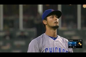 【MLB】5回裏 ダルビッシュ 途中で降板、白星ならず 4/5 ブレーブスvs.カブス
