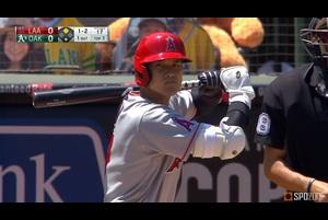 【MLB】大谷翔平 ダイジェスト 7/28 アスレチックスvs.エンゼルス