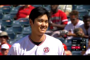 【MLB】7回裏 大谷翔平 第4打席はセンターへの2ランホームラン 8/19 エンゼルスvs.ホワイトソックス