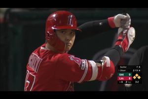 【MLB】大谷翔平 ダイジェスト 6/6 エンゼルスvs.アスレチックス