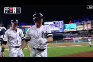【MLB】ガードナー 7回裏の逆転満塁弾で勝利 4/18 ヤンキースvs.レッドソックス