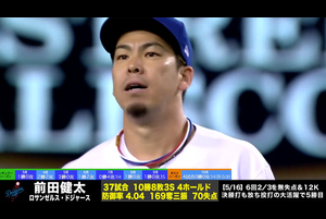 【MLB】前田健太 プレイバック2019 11/29