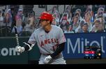 【MLB】大谷翔平の第1打席はセンター前ヒット 8/10 エンゼルスvs.レンジャース
