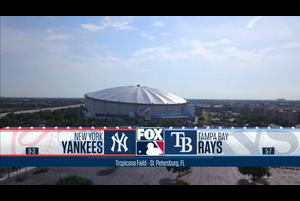 【スポーツナビMLB】日本時間8月8日にトロピカーナ・フィールドで行われたレイズvs.ヤンキースの試合ダイジェスト。