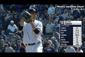 【スポーツナビMLB】毎週月曜日の18時にお届けする『週間MLB日本人選手ダイジェスト』です。