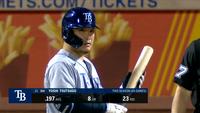 【MLB】筒香嘉智 ダイジェスト 9/22 メッツvs.レイズ