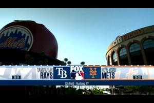 【MLB】メッツvs.レイズ 9/23 ダイジェスト