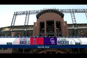 【スポーツナビMLB】<br /> 現地時間9月12日に行われたロッキーズvs.エンゼルスのダイジェスト。