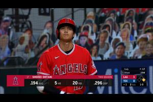 【スポーツナビMLB】エンゼルスの大谷翔平は「5番・指名打者」でスタメン出場し、ライト前ヒット、空振り三振、空振り三振、レフトライナーで4打数1安打だった。