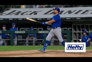 【MLB】2回表 シュワーバーの11号先制ソロホームラン 9/26 ホワイトソックスvs.カブス