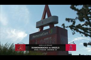【スポーツナビMLB】エンゼルスの本拠地エンゼル・スタジアムで行われたエンゼルスvs.Dバックスの試合ダイジェスト。