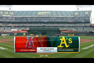 【スポーツナビMLB】現地時間8月23日に行われたアスレチックスvs.エンゼルスの試合のダイジェスト。