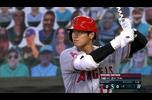 【MLB】大谷翔平 復帰後初打席でソロホームラン 8.7 エンゼルスvs.マリナーズ