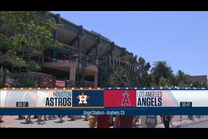 【スポーツナビMLB】7/19(日本時間)エンゼルスの本拠地エンゼル・スタジアムで行われたアストロズ戦のダイジェスト。