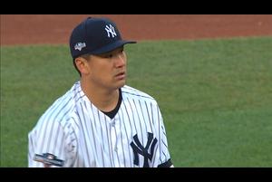 【MLB】田中将大 投球ダイジェスト 10/6 ヤンキースvs.ツインズ