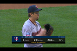 【MLB】前田健太 投球ダイジェスト 8/13 ツインズvs.ブリュワーズ