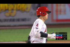 【MLB】大谷翔平 ダイジェスト 8/16 エンゼルスvs.ドジャース