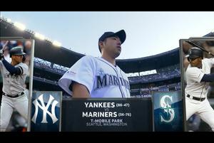 【MLB】試合ダイジェスト 8/28 マリナーズvs.ヤンキース