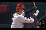 【MLB】6回裏 大谷翔平の第4打席は同点2ランホームラン!! 8/11 エンゼルスvs.アスレチックス