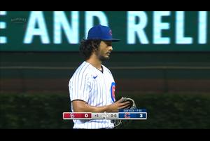 【MLB】5回表 ダルビッシュ有 三者三振に抑える 9/5 カブスvs.カージナルス