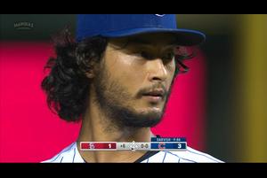 【MLB】6回表 ダルビッシュ有 被弾でノーノーは終了 9/5 カブスvs.カージナルス