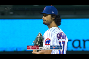【MLB】4回表 ダルビッシュ有 パーフェクトを継続 9/5 カブスvs.カージナルス
